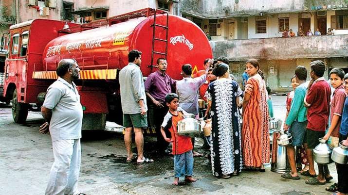 Drinking water supply through mobile tankers taxable at 18Pc- India TV Paisa