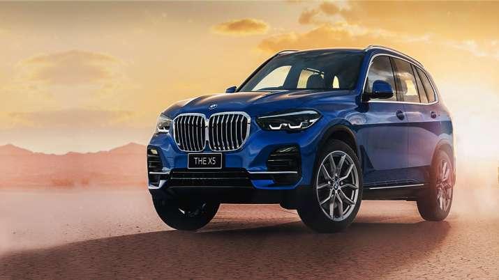 BMW ने X5 का नया संस्करण उतारा, कीमत 77.9 लाख रुपए से शुरू- India TV Paisa