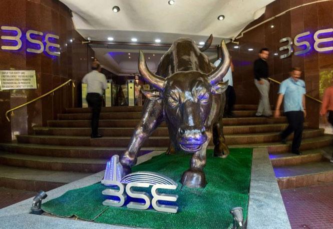 शेयर बाजार में बढ़त...- India TV Paisa