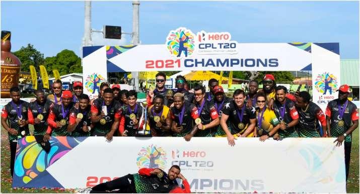 CPL 2021 : सेंट किंट्स ने सेंट लुसिया को फाइनल में 3 विकेट से हराया, पहली बार बना चैंपियन