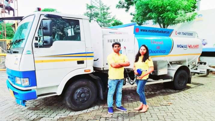 BPCL joins hand with Start-up M Fuel Kart for doorstep diesel delivery- India TV Paisa