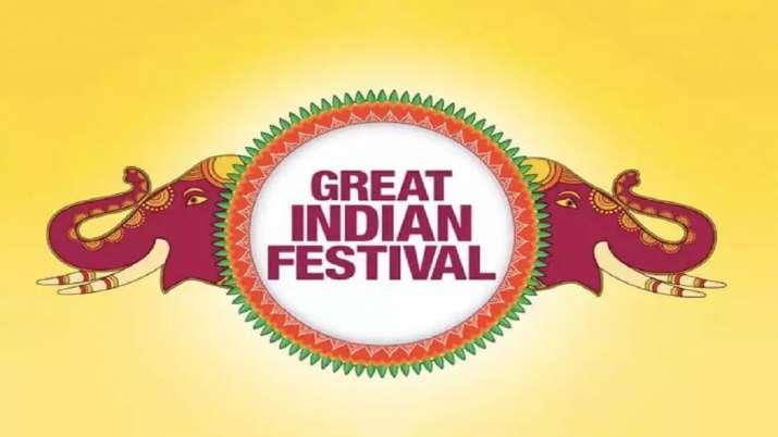 अमेजन इंडिया 4 अक्टूबर की बजाय 3 अक्टूबर से 'ग्रेट इंडियन फेस्टिवल' सेल शुरू करेगी- India TV Paisa