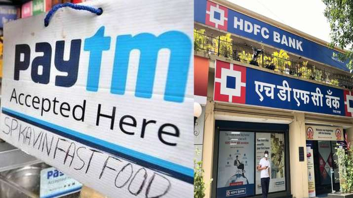 HDFC Bank inks pact with Paytm to ramp up credit card issuance- India TV Paisa