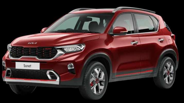 Kia Sonet crosses 1 lakh cumulative sales mark in less than one year- India TV Paisa