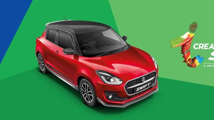 Maruti Suzuki Swift crosses 25 lakh cumulative sales milestone- India TV Paisa