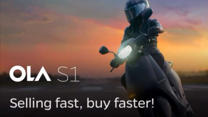 Ola Sold electric scooters Ola S1 worth over Rs 600 cr in a day- India TV Paisa