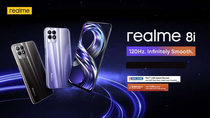 realme Introduced realme8s5G and realme8i with first tablet in India- India TV Paisa