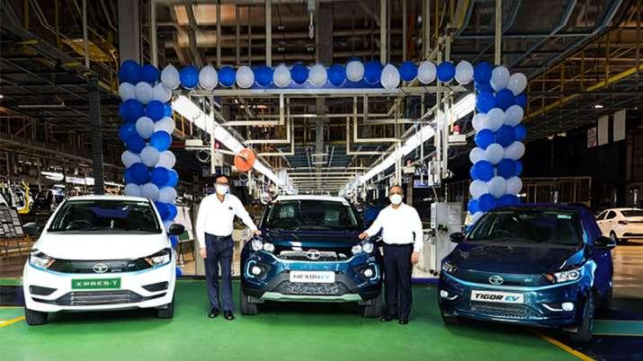इलेक्ट्रिक कार बाजार...- India TV Paisa