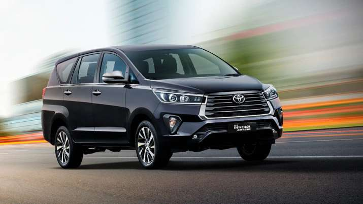 Toyota to hike vehicle prices by up to 2 pc from Oct 1 - India TV Paisa