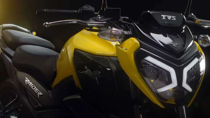 TVS ने लॉन्च की नई बाइक...- India TV Paisa