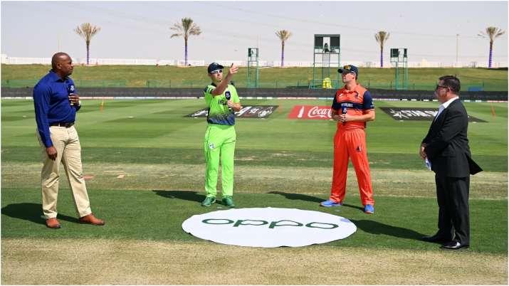 Live score Ire vs Ned, T20 World Cup: क्वालीफायर मुकाबले में आयरलैंड की भिड़ंत नीदरलैंड के साथ