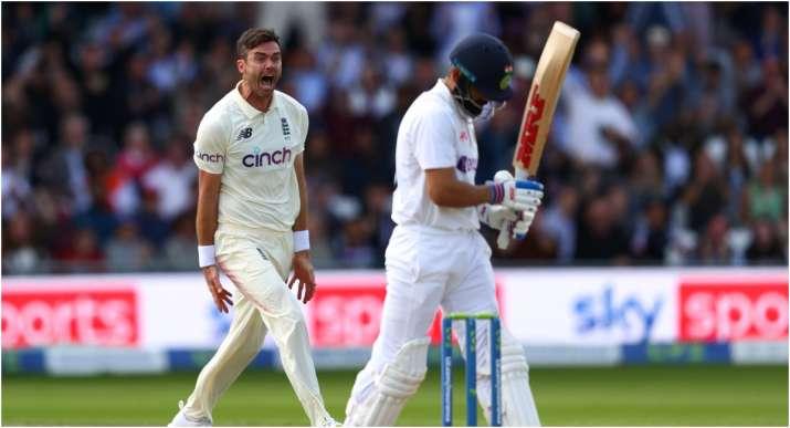 क्रिकेट के मैदान पर विराट कोहली को चुनौती पेश करना जेम्स एंडरसन के लिए होता है खास
