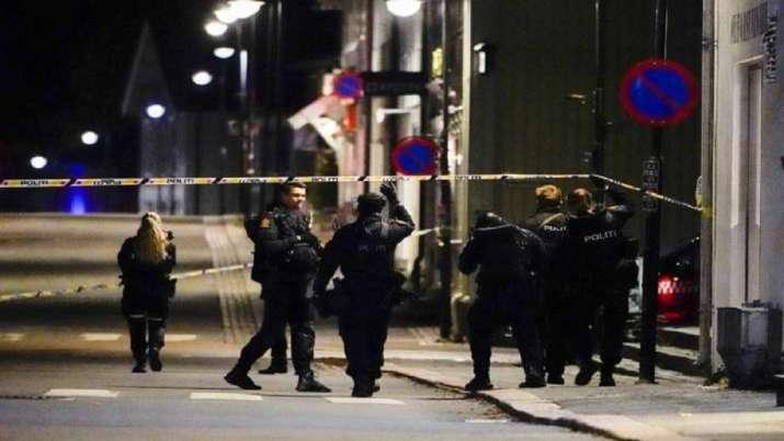 Norway bow and arrow attack 5 killed many injured| नॉर्वे में हमलावर ने धनुष-बाण से हमला कर पांच लोगों की हत्या की, कई घायल