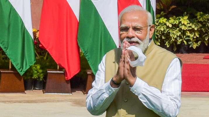 Modi Govt give Diwali Gift scraps basic customs duty on crude palm, soyabean and sunflower oil- India TV Paisa