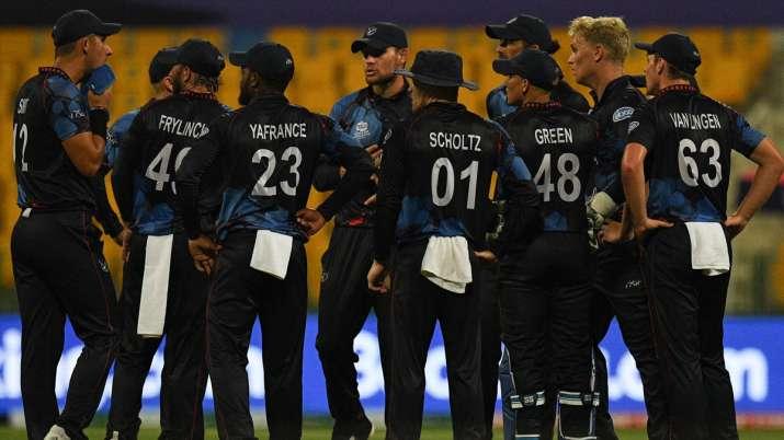 SCO vs NAM: नामीबिया ने स्कॉटलैंड को 4 विकेट से हराकर दर्ज की पहली जीत