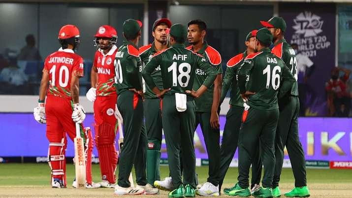 OMN vs BAN: बांग्लादेश ने ओमान को 26 रनों से चटाई धूल, सुपर 12 में पहुंचने की उम्मीदों को रखा बरकरार