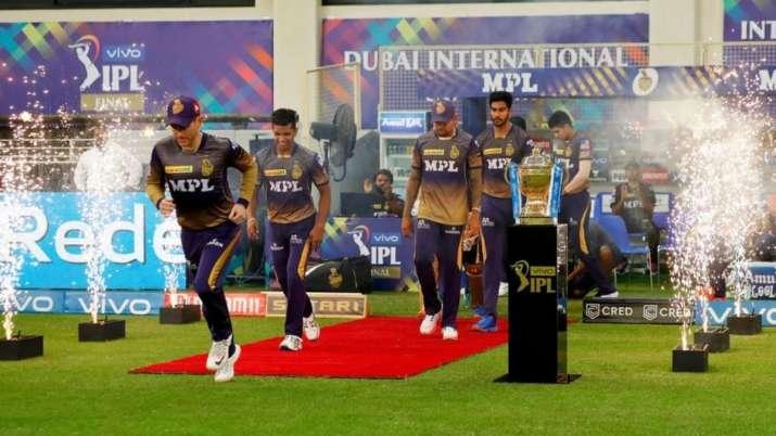 IPL 2021 Final हार कर भी मोर्गन ने जताया टीम पर गर्व, बोले- हमने मुश्किल लड़ाई लड़ी