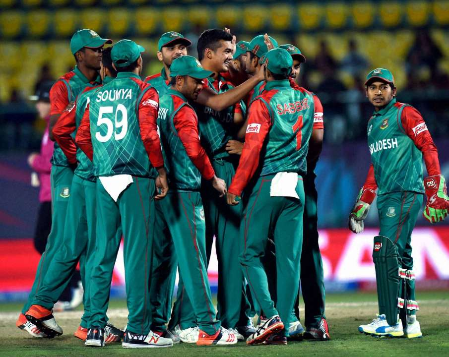 आयरलैंड और वेस्टइंडीज के साथ त्रिकोणीय सीरीज के लिए बांग्लादेश टीम में शामिल हुए तस्कीन और फरहाद - India TV Hindi