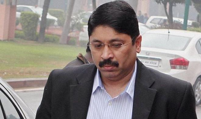 cbi claims dayanidhi maran asked telecom promoters to sell...- India TV Hindi