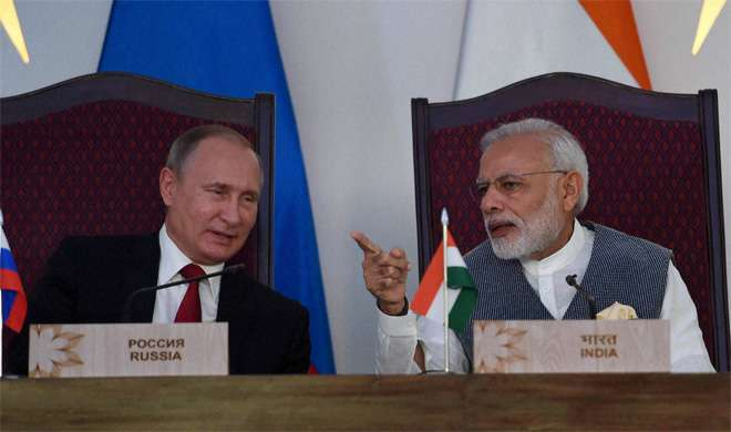 Modi-Putin- India TV Hindi