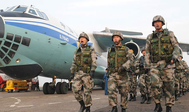China can set up its military camp in Pakistan- India TV Hindi
