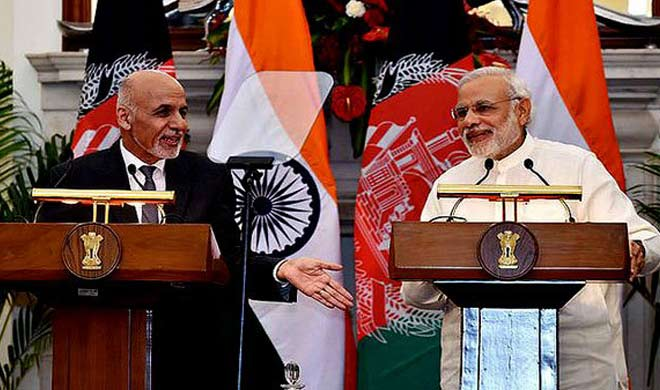 india is the most trustworthy partner of afghanistan- India TV Hindi