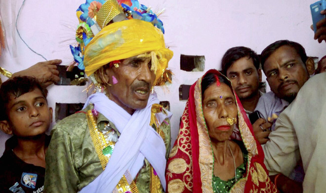 lakhimpur kheri marriage- India TV Hindi