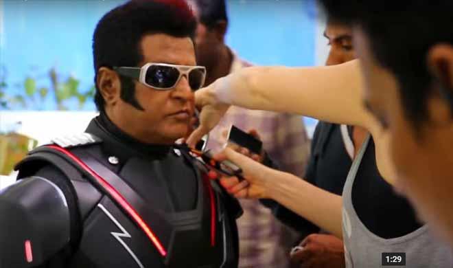 robot 2.0 akshay kumar rajinikanth- India TV Hindi