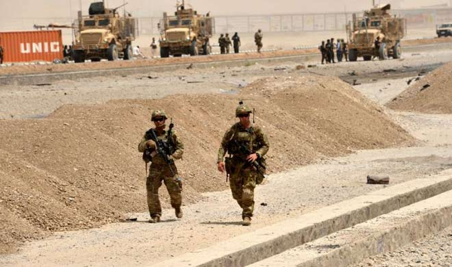 11000 US soldiers deployed in war-affected Afghanistan- India TV Hindi