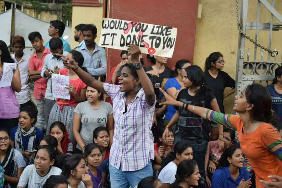 BHU-Protest- India TV Hindi
