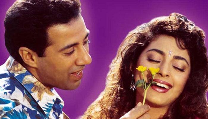 sunny deol juhi chawala- India TV Hindi