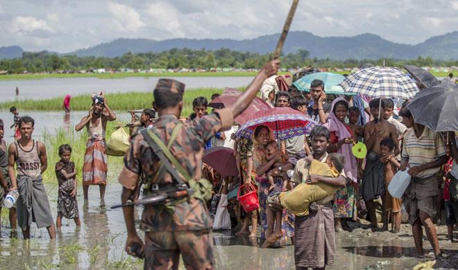 Rohingya Refugees | AP Photo- India TV Hindi
