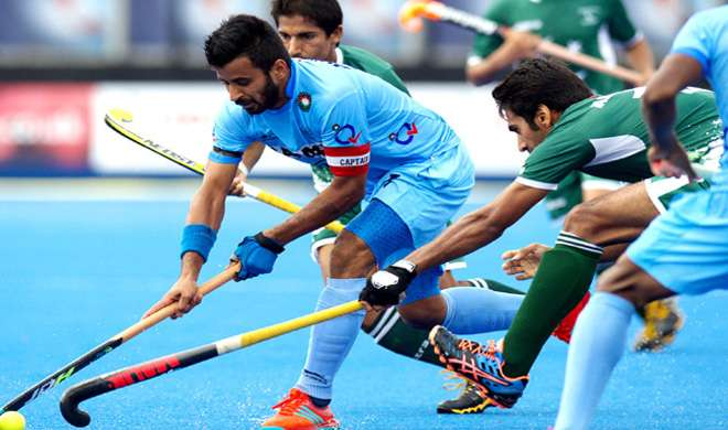 Indian men's hockey team are grouped with England,...- India TV Hindi