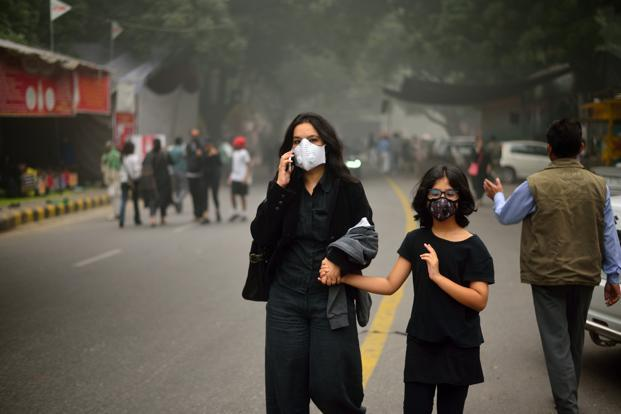 smog- India TV Hindi