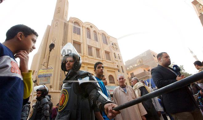 Egypt Church | AP Photo- India TV Hindi