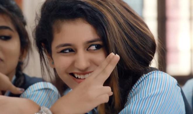 Priya Prakash- India TV Hindi