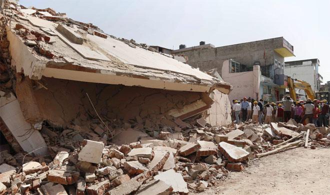 Ajmer cylinder explosion | PTI Photo- India TV Hindi