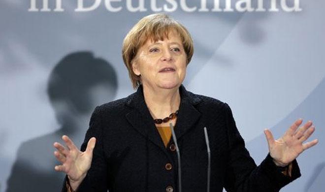 German Chancellor Angela Merkel | AP Photo- India TV Hindi