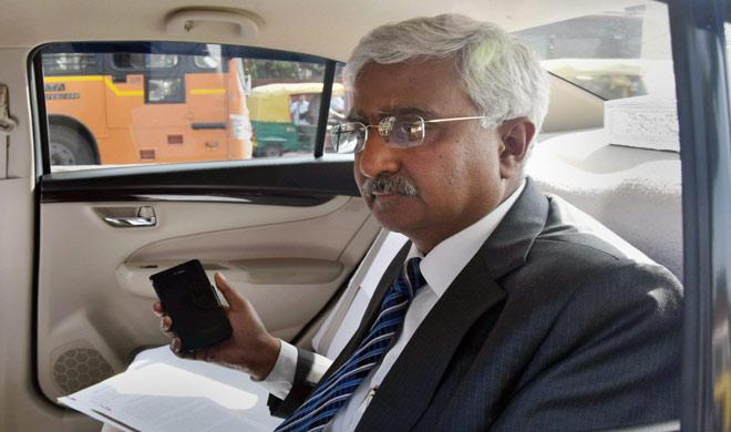 Delhi Chief Secretary Anshu Prakash- India TV Hindi
