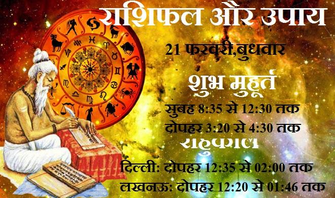 horoscope 20 February 2018- India TV Hindi