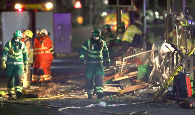Blast destroys shop and home in Leicester leaving 4 dead | AP Photo- India TV Hindi