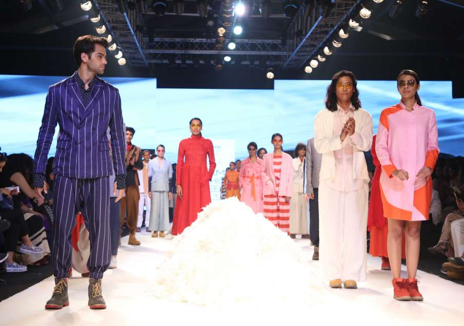 lakme fashion week rajesh pratap simgh- India TV Hindi