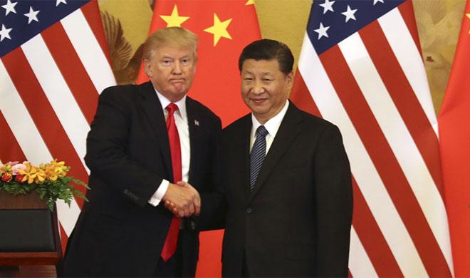 Donald Trump and Xi Jinping | AP Photo- India TV Hindi