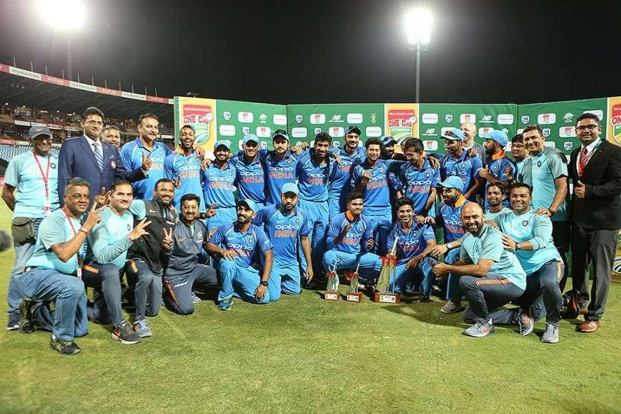 भारती क्रिकेट टीम...- India TV Hindi
