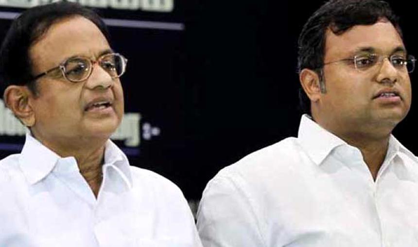 CBI-arrests-Karti-Chidambaram-in-INX-Media-case-for-non-cooperation- India TV Hindi