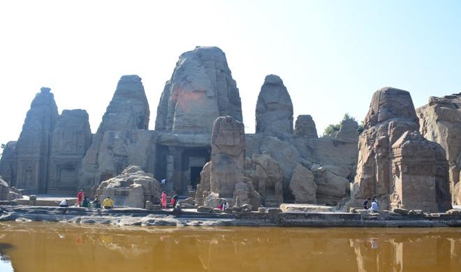 Masroor temple- India TV Hindi