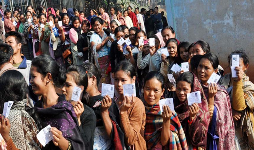 LIVE-Nagaland-Meghalaya-with-60-seats-assembly-polls- India TV Hindi