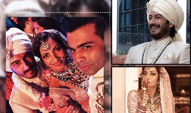 mohit marwah and antra motiwalas wedding - India TV Hindi