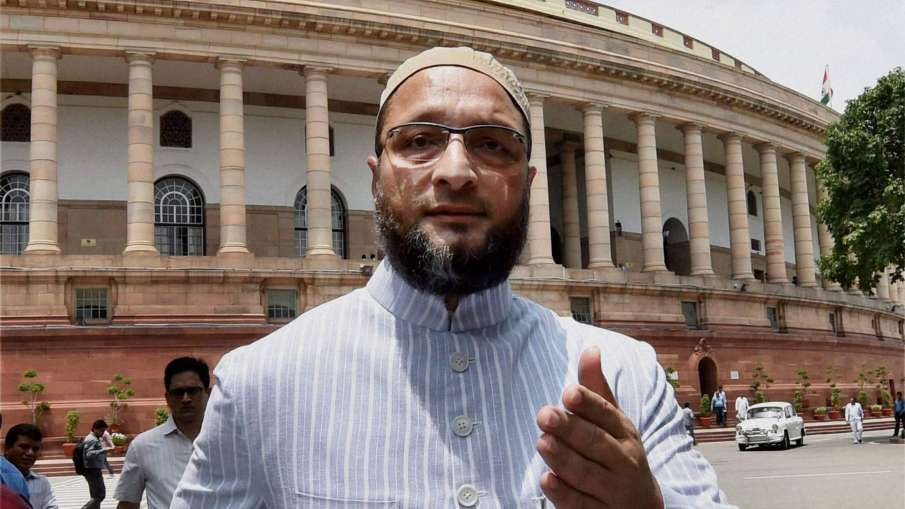 Asaduddin Owaisi-says-punish-anyone-calling-Indian-Muslim-Pakistani- India TV Hindi
