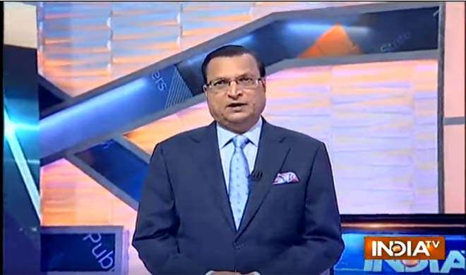Rajat Sharma, Indiatv- India TV Hindi